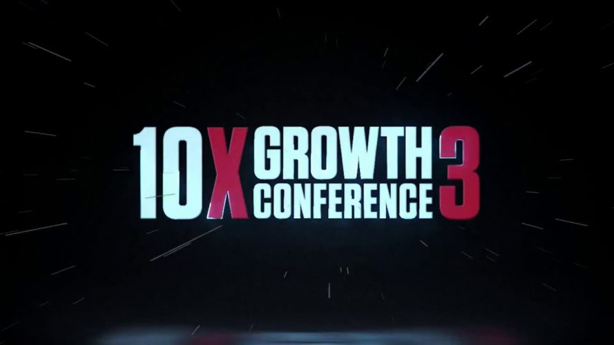 Russell Brunson Keynote at 10X Growth Conference 2